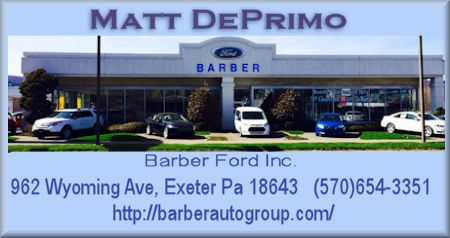 Matt DePrimo Barber Ford