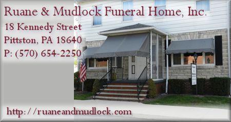 Ruane-Mudlock funerl Home
